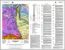 Preliminary geologic map of the Goat Mountain quadrangle, Albany and Laramie counties, Wyoming (2021)