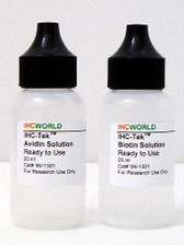IHC-Tek Avidin/Biotin Blocking Solution, Ready To Use, 20ml/20ml