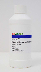 IHC-Tek Mayer's Hematoxylin Solution, Ready To Use, 250 ml