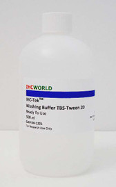 IHC-Tek Washing Buffer TBS-Tween 20, Ready To Use, 1000 ml