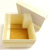 Slide Storage Box for Large Slides 75x50x1mm, 25-place, each