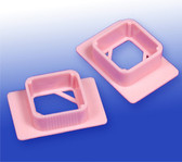 Embedding Spare O-Rings - Pink, 500 pcs/pack