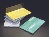 20-place Slide Folder, Yellow, plastic, each