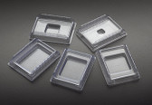 Disposable Base Molds, 24x24x5mm, 500 pcs/pack