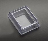 Disposable Deep Base Molds, 37x24x10mm, 500 pcs/pack