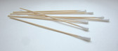 "Cotton Tipped One End 6"" Wooden Applicator Sticks, 1,000pcs/pk"