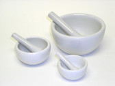 Mortar With Pestle 500ml, each