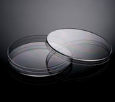 100x15mm Petri Dishes, 10 pcs/bag