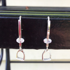 Bar Dangle Earrings