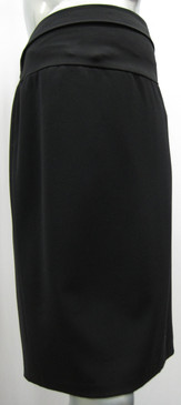Style #020 - Crepe knit pencil Skirt