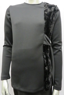 Style # 132 Ponti knit top
