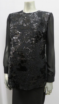Style# 225 B Sequins Top