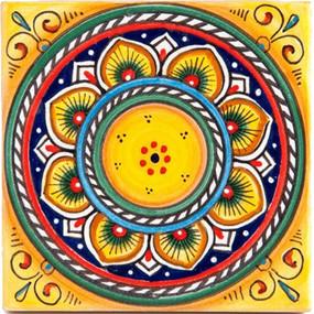 Deruta Yellow - Italian Ceramic Tile