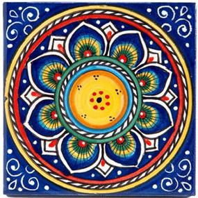 Deruta Blue - Italian Ceramic Tile