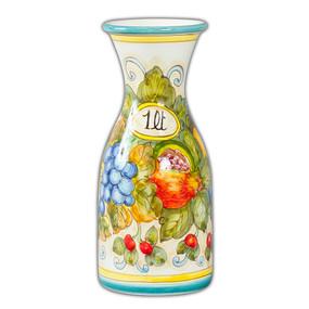 Wine Carafe - San Lorenzo - Italian Ceramics