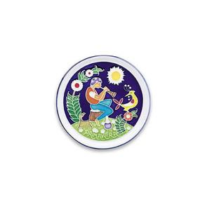 Amalfi Spring Season Wall Plate - Italian Ceramics