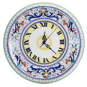 Wall Clock - Ricco - Italian Ceramics