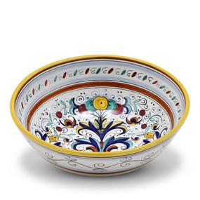 Ricco - Medium Salad Bowl - Italian Ceramics