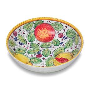 Frutta Mista Salad Bowl - Italian Ceramics