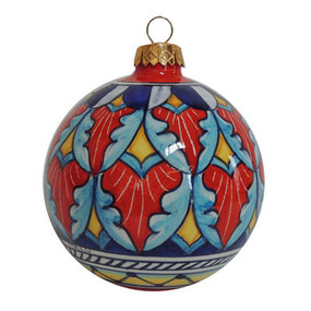 Palla Natale Dec. 7 - Italian Christmas Ornament
