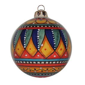 Geometrico 2 - Italian Christmas Ornament
