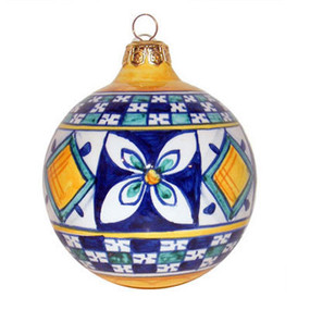 Palla Natale Dec. 11 - Italian Christmas Ornament