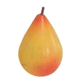 ITALIAN ALABASTER FRUIT - Pear/ Yellow
