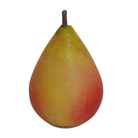 ITALIAN ALABASTER FRUIT - Pear/ Green