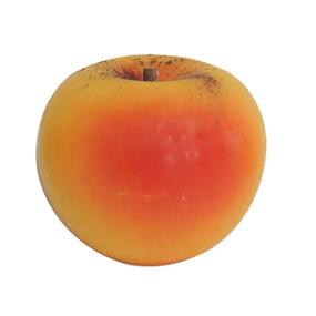ITALIAN ALABASTER FRUIT - Apple/ Red-Yellow