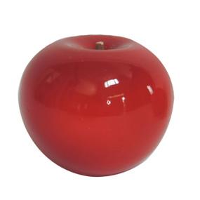 ITALIAN ALABASTER FRUIT - Apple/ Red