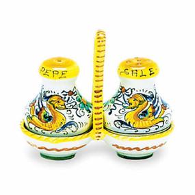 Salt & Pepper - Raffaellesco Italian Ceramics