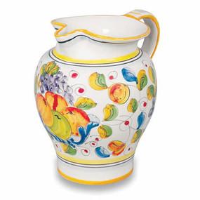 Miele Pitcher - Italian Ceramics
