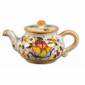 Tea Pot - Miele - Italian Ceramics