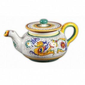 Tea Pot - Raffaellesco - Italian Ceramics