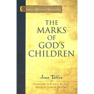 The Marks of God's Children by Jean Taffin (Paperback)