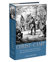 Christ in the Camp by J. William Jones (Hardcover)