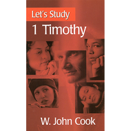 Let's Study 1 Timothy by W. John Cook (Paperback)