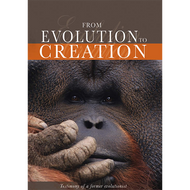 From Evolution to Creation, Testimony of a former evolutionist Dr. Gary Parker (DVD)