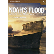 Noah's Flood Featuring Dr. Terry Mortenson (DVD)