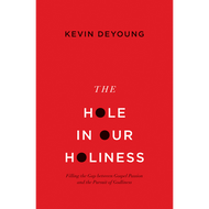 The Hole in Our Holiness by Kevin DeYoung (Paperback)