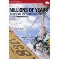 Millions of Years Featuring Dr. Terry Mortenson (DVD)