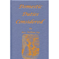 Domestic Duties Considered by William Jay (Hardcover)