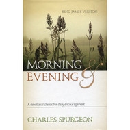 Morning and Evening by  Charles Haddon Spurgeon