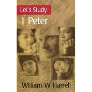 Let's Study  1 Peter by William W. Harrell