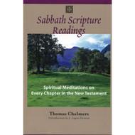 Sabbath Scripture Readings by Thomas Chalmers