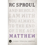 Matthew: An Expositional Commentary by R.C. Sproul