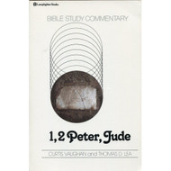 1, 2 Peter, Jude by Curtis Vaughan