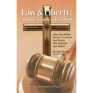 Law & Liberty: A Biblical Look at Legalism