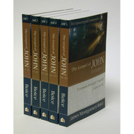 The Gospel of John, 5 Volumes Set