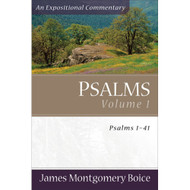 Psalms, Volume 1: Psalms 1–41